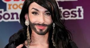 Eurovision 2014 : l'Autriche représentée par une « femme à barbe »