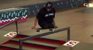 Italo Romano, le cul-de-jatte génie du skateboard