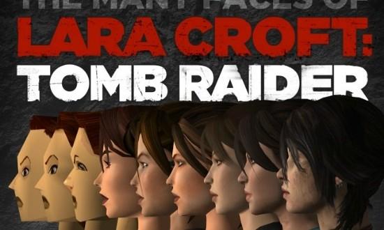 L'évolution de Lara Croft de 1996 à 2014 en images