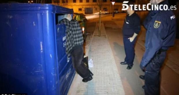 Un retraité meurt après s'être coincé la tête dans une poubelle