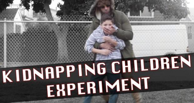 Expérience vidéo : comment réagiriez-vous à un kidnapping?