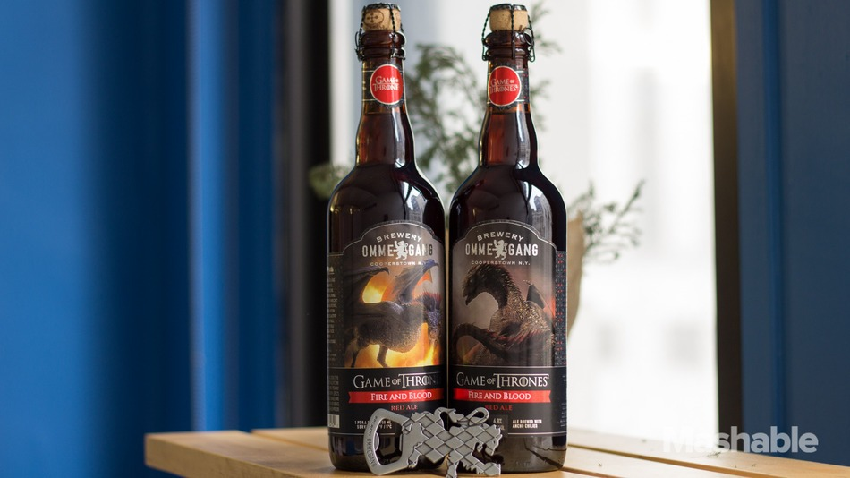 Et maintenant, la bière Game of Thrones !