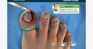 Jouez à arracher des ongles incarnés avec ce jeu insolite