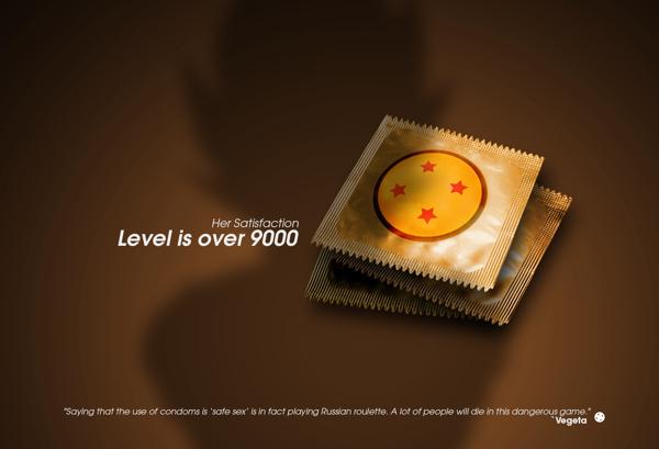 """Vegeta - """"Son niveau de statisfaction est au delà de 9000"""""""