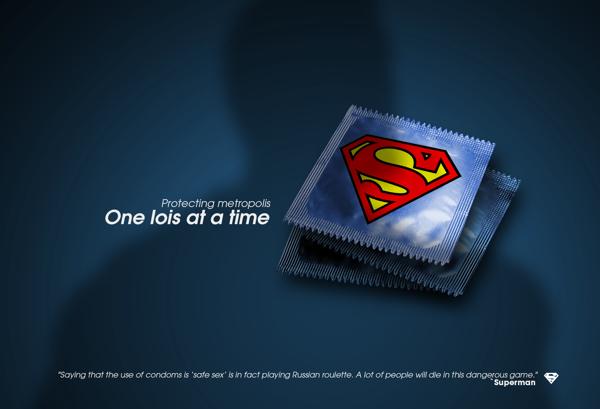 """Superman - """"Protège Metropolis, une Loïs à la fois"""""""