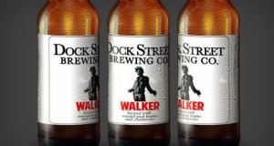 The Walking Dead : la bière avec des bouts de cerveau