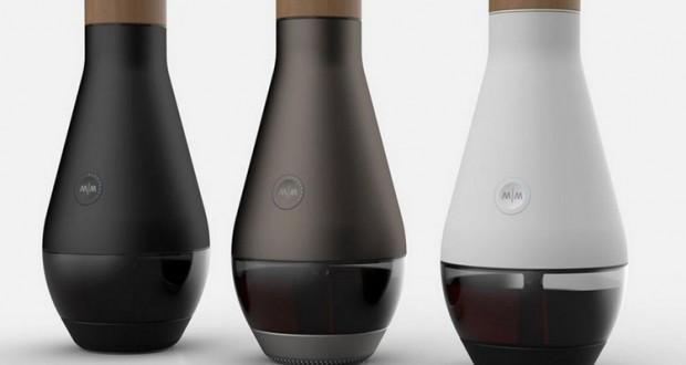 """Transformez l'eau en vin avec la """"Miracle Machine"""""""
