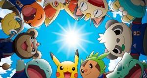 Pikachu, mascotte officielle de l'équipe du Japon pour la Coupe du Monde 2014