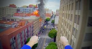 [Vidéo] Et si Superman avait une GoPro ?