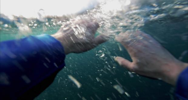 Testez le simulateur de noyade en mer