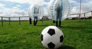 WTF : le Bubble Football, nouveau sport à la mode ?