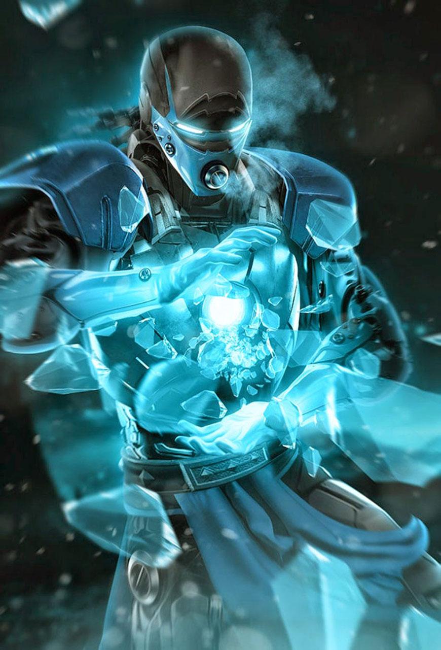 Iron Sub Zero