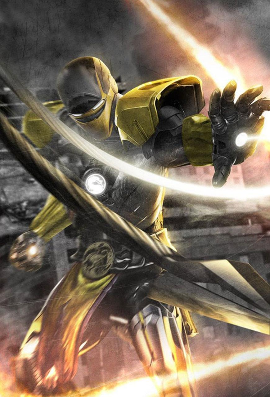 Iron Scorpion