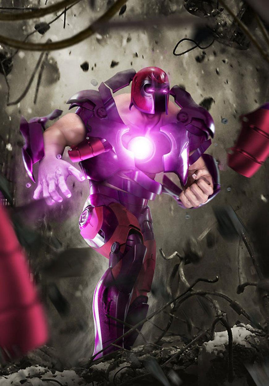 Iron Magneto