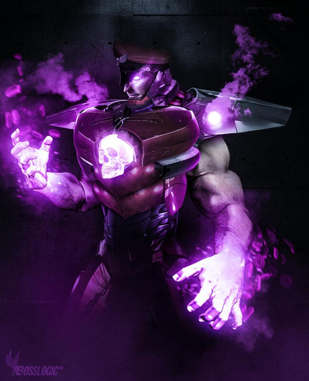 Iron M. Bison