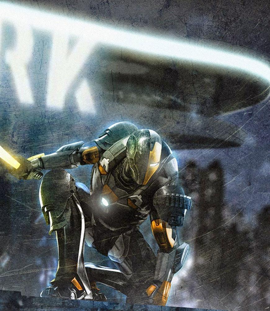 Iron Deathstroke