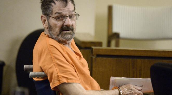 Frazier Glenn Miller lors de son procès, le 24 avril. Crédit Reuters