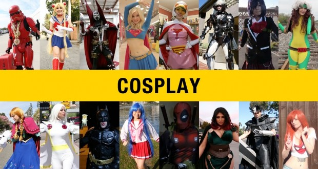 "[Vidéo] ""Happy"" de Pharrell Williams revisité par les cosplayers"