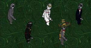 Sloth Quest, le jeu où vous incarnez un paresseux
