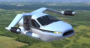 La voiture volante Terrafugia TF-X bientôt commercialisée?