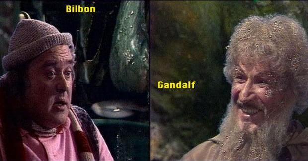 [Vidéo] L'adaptation russe de Bilbo le Hobbit (1985)