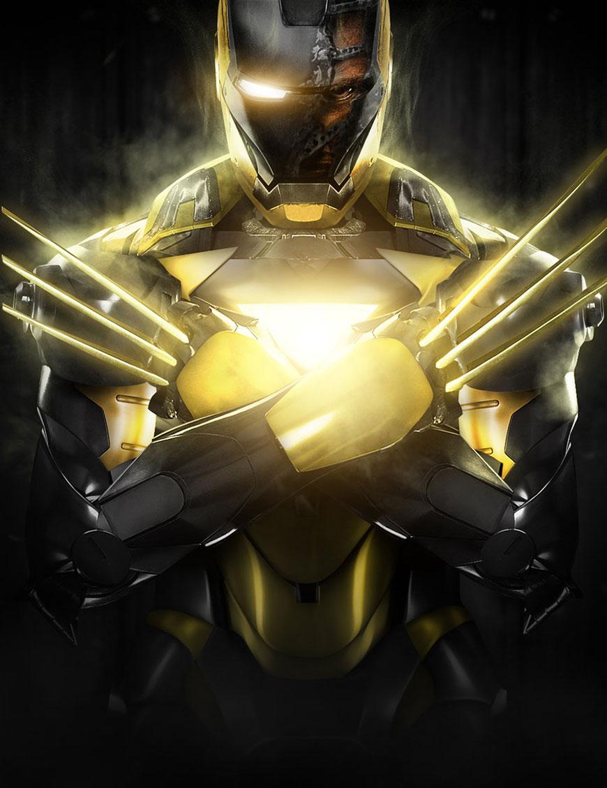 Iron Wolverine