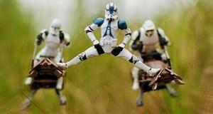 Star Wars : les aventures miniatures par Zahir Batin