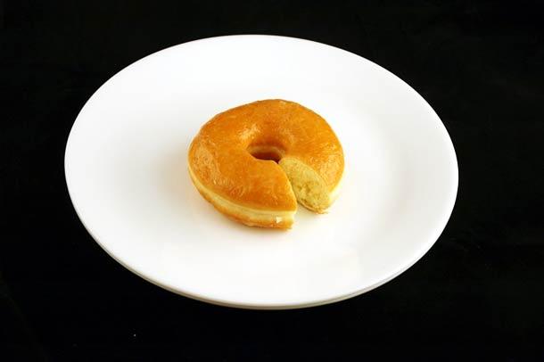 52 grammes de donut