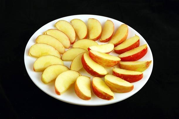 385 grammes de pomme