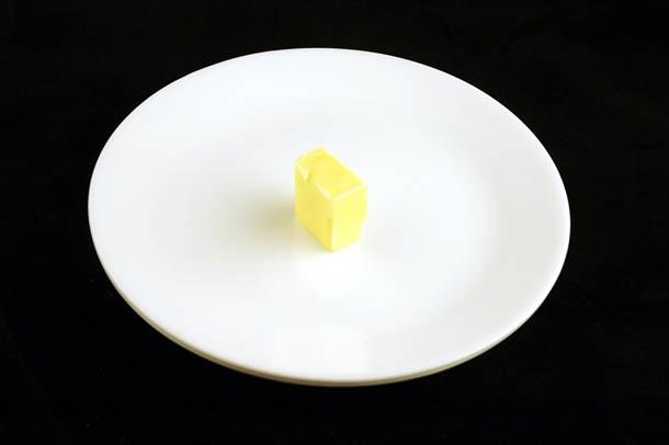 28 g de beurre