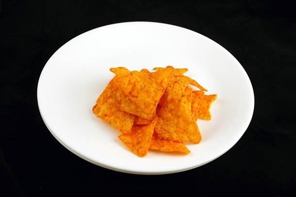 41 g de chips tortillas