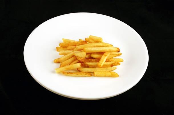 73 g de frites