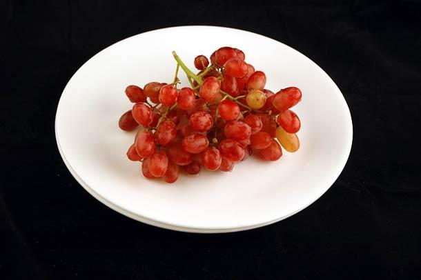 290 g de raisins