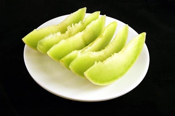 553 g de melon