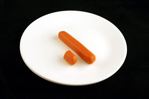66 g de saucisse type Knacki