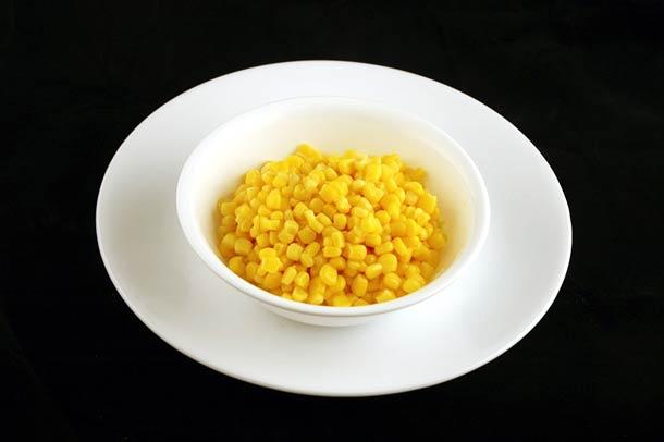 308 g de maïs