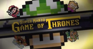 [Vidéo] Le générique de Game of Thrones version Super Mario World