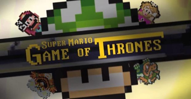 [Vidéo] Le générique de Game of Thrones version Super Mario World