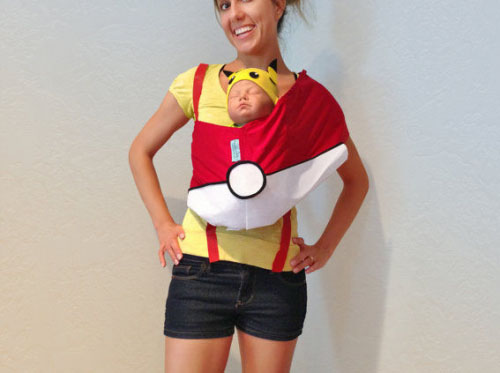 Ondine et Pikachu