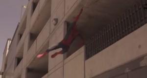 [Vidéo] Spider-Man dans la vie réelle (parkour)