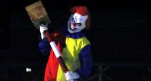 [Vidéo] Caméra cachée : le clown tueur