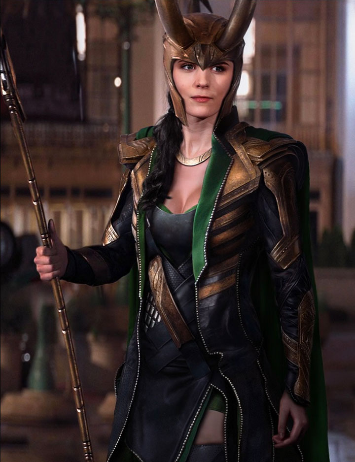 Rooney Mara / Loki