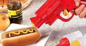 pistolet à sauce