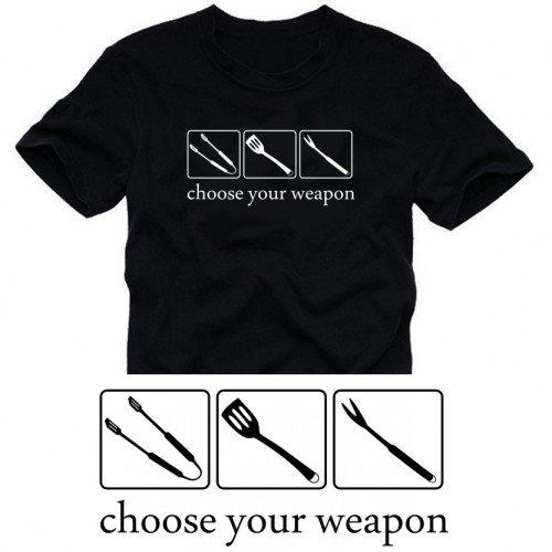 T-shirt spécial BBQ
