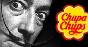 Le logo de Chupa Chups a été créé par Salvador Dalí