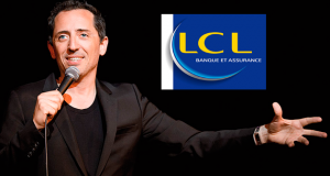 Pour les pubs LCL, Gad Elmaleh a touché plus de...