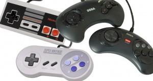 manettes de jeux vidéo