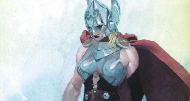 BD : Thor, le super-héros de Marvel, va devenir une femme