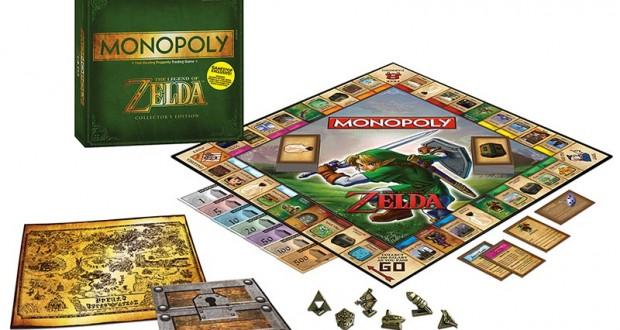 Monopoly : l'édition spéciale The Legend of Zelda arrive!