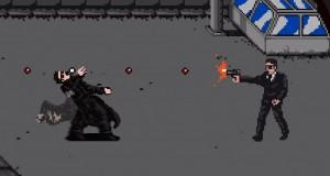 [Vidéo] Le film Matrix revisité en jeu vidéo 8-bit